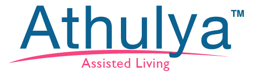 athulya assisted living logo