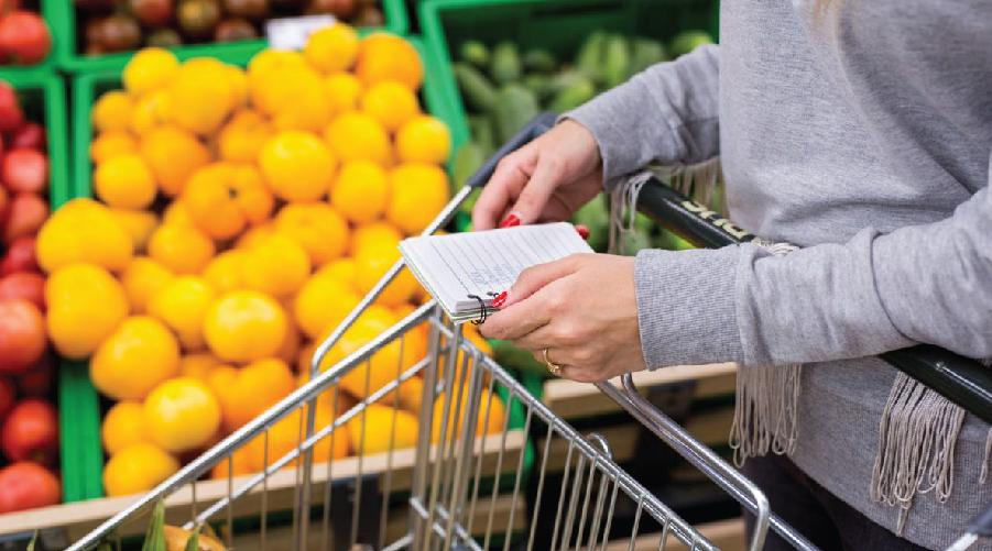 nutrition planning for seniors